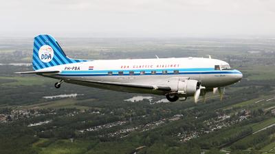 PH-PBA - Douglas DC-3C - DDA Classic Airlines