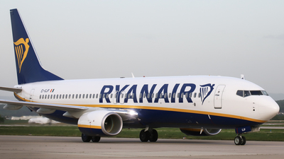EI-GJP - Boeing 737-8AS - Ryanair