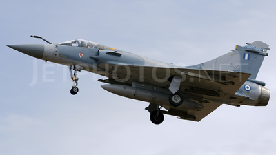 552 - Dassault Mirage 2000-5EG - Greece - Air Force