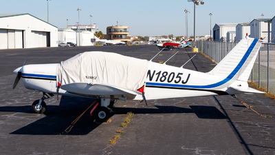 N1805J - Piper PA-28-140 Cherokee - Private