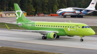 VQ-BYK - Embraer 170-100SU - S7 Airlines