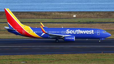 N8571Z - Boeing 737-8H4 - Southwest Airlines