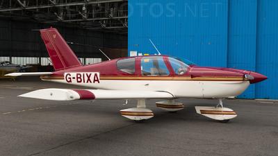 A picture of GBIXA - Socata TB9 Tampico - [205] - © Wallace Shackleton