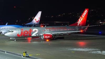 A picture of GJZBB - Boeing 7378MG - Jet2 - © Justin Stöckel