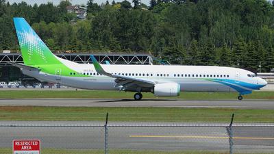 N803XA - Boeing 737-8AL - Saudi Aramco Aviation