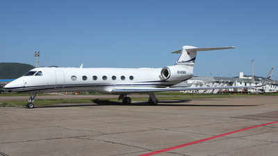 N145MG - Gulfstream G550 - Private