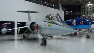 36-8515 - Lockheed F-104J Starfighter - Japan - Air Self Defence Force (JASDF)