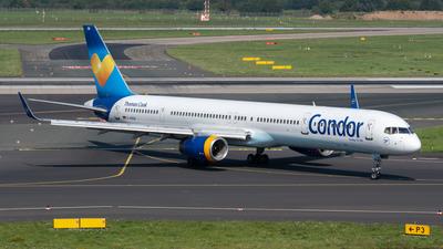 D-ABOM - Boeing 757-330 - Condor