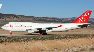 PH-MPP - Boeing 747-412(BCF) - Air Cargo Germany