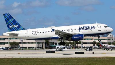 N521JB - Airbus A320-232 - jetBlue Airways