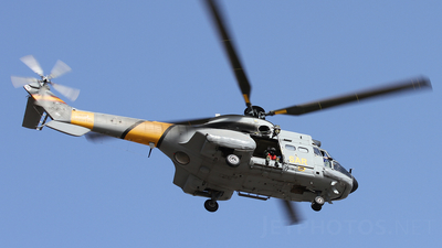 HD.21-4 - Aérospatiale AS 332B Super Puma - Spain - Air Force