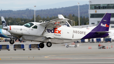 N850FE - Cessna 208B Super Cargomaster - FedEx Feeder (Empire Airlines)