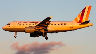 D-AKNP - Airbus A319-112 - Germanwings