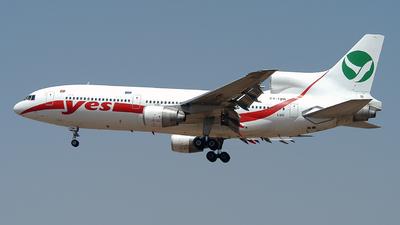 CS-TMR - Lockheed L-1011-500 Tristar - Yes - Linhas Aéreas Charter