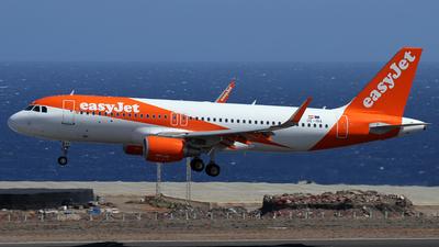 OE-INA - Airbus A320-214 - easyJet Europe