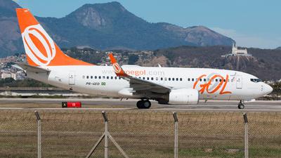 PR-GED - Boeing 737-7EH - GOL Linhas Aereas