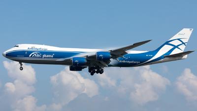 VP-BBP - Boeing 747-83QF - Air Bridge Cargo