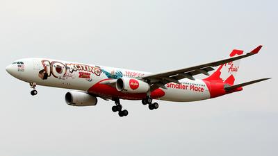 9M-XXF - Airbus A330-343 - AirAsia X