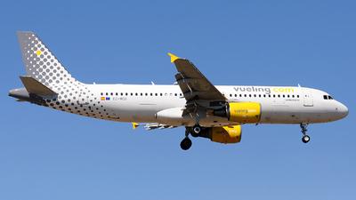 EC-MCU - Airbus A320-214 - Vueling Airlines