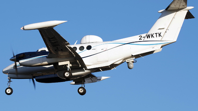 2-WKTK - Beechcraft 200T Super King Air - DEA Aviation