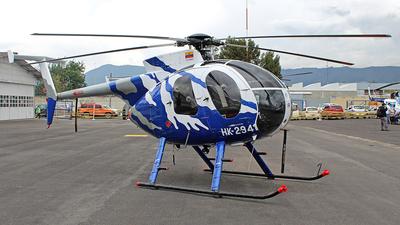 HK-2941 - Hughes 500D - Heliav