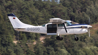D-EGGO - Cessna U206F Stationair - Private