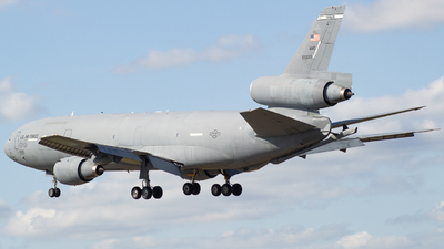 85-0033 - McDonnell Douglas KC-10A Extender - United States - US Air Force (USAF)