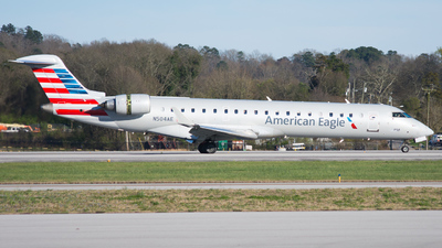N504AE - Bombardier CRJ-701ER - American Eagle (PSA Airlines)