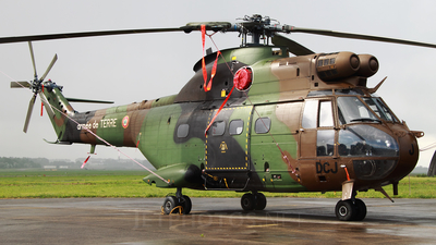 1123 - Aérospatiale SA 330B Puma - France - Army