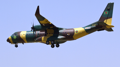 170 - Airbus C295W - Bangladesh - Army Aviation