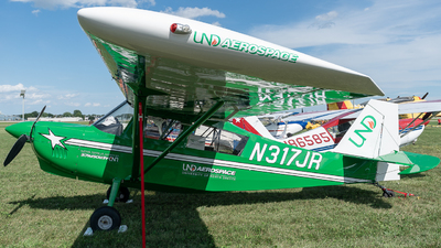 N317JR - American Champion 8KCAB Super Decathlon - University Of North Dakota