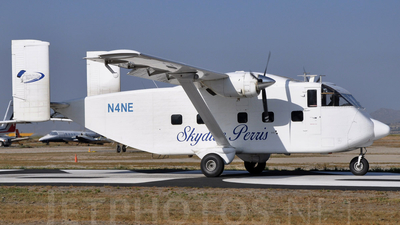 N4NE - Short SC-7 Skyvan - Perris Valley Skydiving