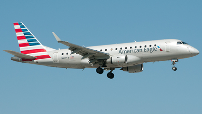 N411YX - Embraer 170-200LR - American Eagle (Republic Airways)