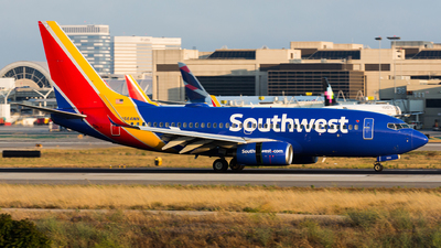 N564WN - Boeing 737-73V - Southwest Airlines