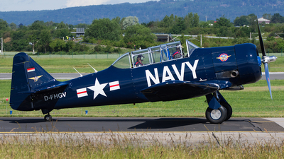 D-FHGV - North American AT-6 Harvard II - Private