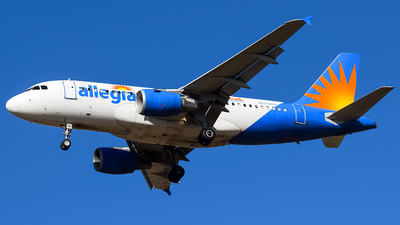 N310NV - Airbus A319-112 - Allegiant Air