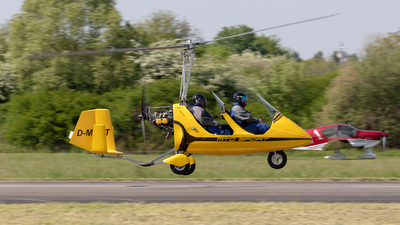 D-MHDT - AutoGyro Europe MTOsport  - Private