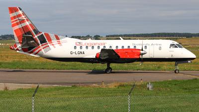 G-LGNA - Saab 340B - Loganair