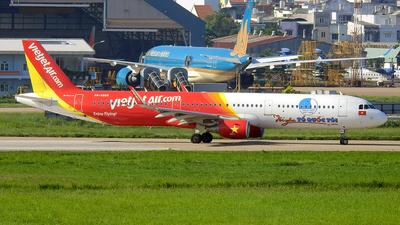 VN-A665 - Airbus A321-211 - VietJet Air
