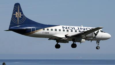 A picture of CGQHB - Convair 440 Metropolitan - Nolinor Aviation - © Daniel Lapierre Forget
