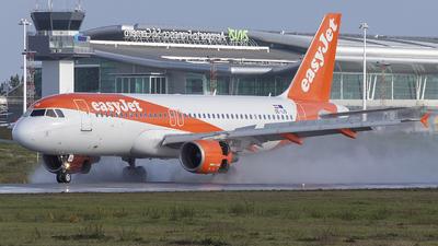 OE-IJO - Airbus A320-214 - easyJet Europe
