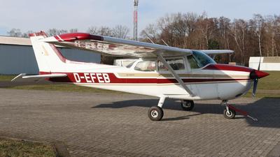 D-EFEB - Reims-Cessna F172N Skyhawk II - Private