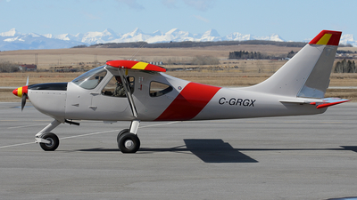 C-GRGX - Glasair Aviation GS-2 Sportsman 2+2 - Private