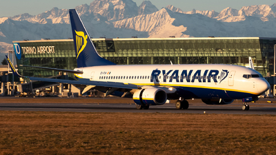 EI-FIH - Boeing 737-8AS - Ryanair