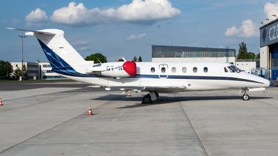 OY-NLA - Cessna 650 Citation III - North Flying