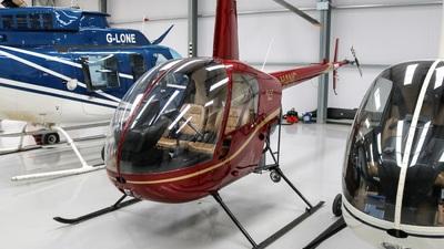 G-HANC - Robinson R22 Beta - Private