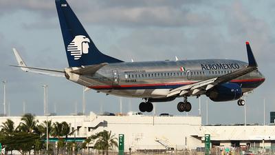 XA-HAM - Boeing 737-752 - Aeroméxico