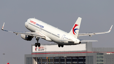 A picture of B8119 - Airbus A320232 - China Eastern Airlines - © Jensen Han
