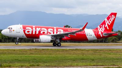 9M-AGM - Airbus A320-216 - AirAsia