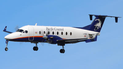 A picture of CFMCN - Beech 1900D - Pacific Coastal Airlines - © Luft Spotter